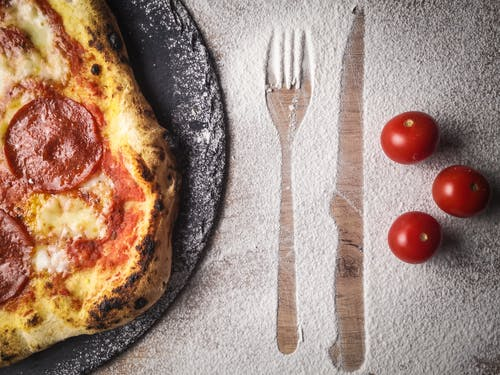 Free stock photo of pizza