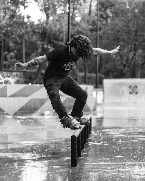 Free stock photo of acrobatics, action, action energy