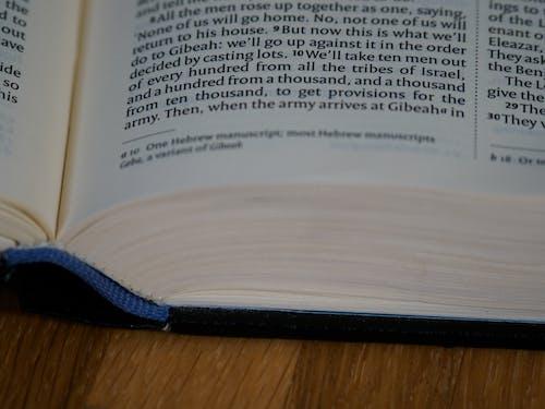 Photos gratuites de arrière-plan flou, bible, bokeh, brouiller