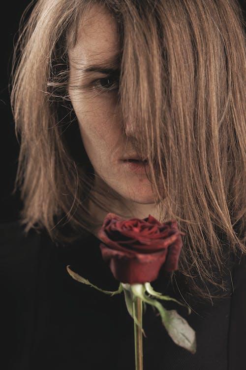 Бесплатное стоковое фото с валентинов день, Взрослый, волос, волосы