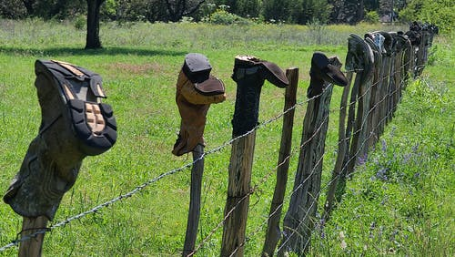 Fotos de stock gratuitas de botas, botas de vaquero, campo