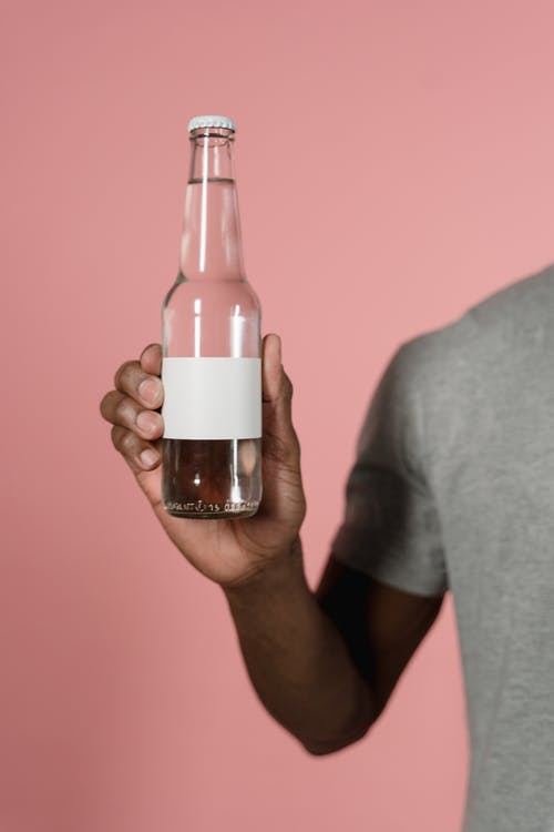 Free stock photo of beer, blank screen, bottle, cold
