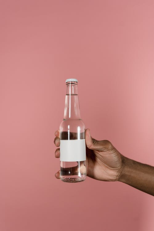 Free stock photo of blank screen, bottle, clean, cold