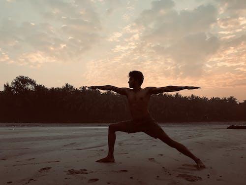 Free stock photo of 2021, beach, sunset