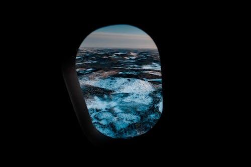 Foto profissional grátis de aeronáutica, aeronave, alcance