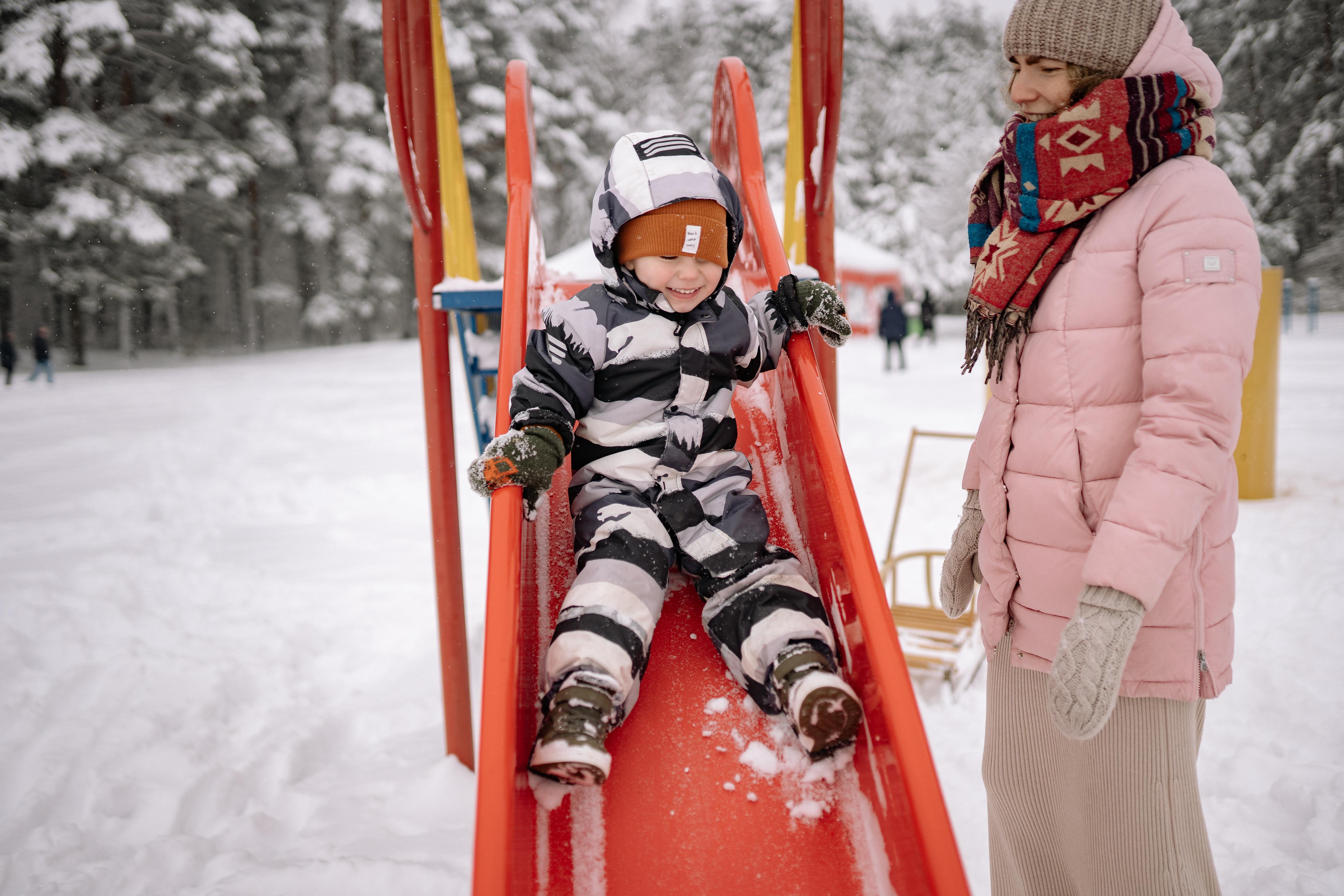 sporty zimowe dla dzieci
