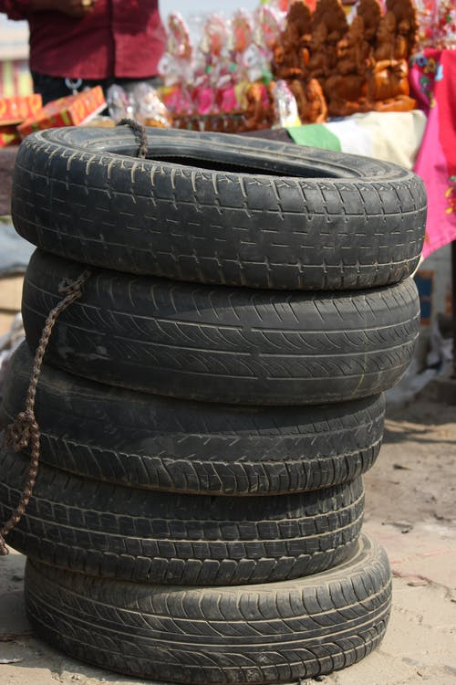 Free stock photo of market, metal, rubber tyres