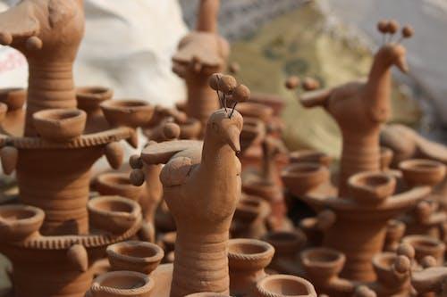 Free stock photo of brown, deepawali, festival