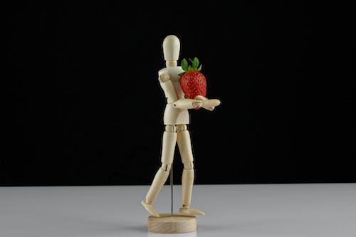 アート, アイデア, イチゴ, インスピレーションの無料の写真素材