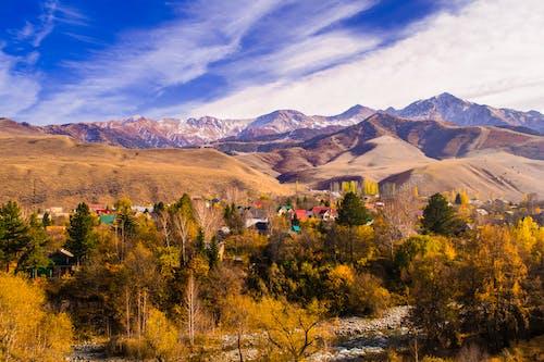 Free stock photo of ala archa, kyrgyzstan, mountains