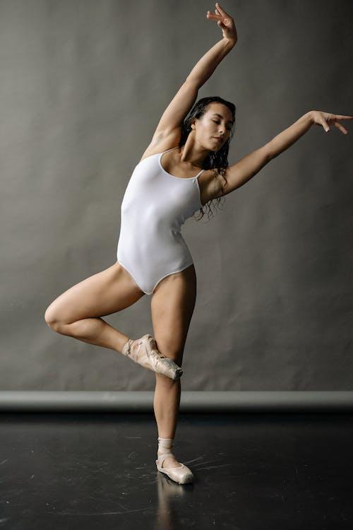 คลังภาพถ่ายฟรี ของ การทำให้ผอมบาง, การออกกำลังกาย, การเต้นรำ