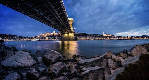 Бесплатное стоковое фото с архитектура, Будапешт, венгрия, вода
