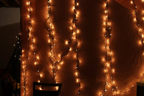 Darmowe zdjęcie z galerii z canon, ciemny, mur, światła