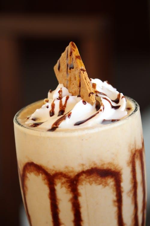 Fotos de stock gratuitas de amante del café, azúcar, batido