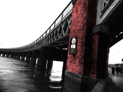 Free stock photo of Dundee, fife, railway bridge