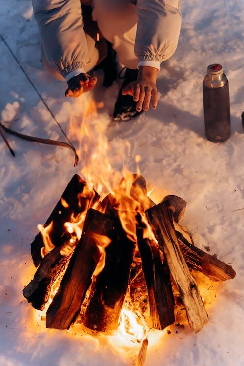 Foto d'estoc gratuïta de a l'aire lliure, abrigat, acampant