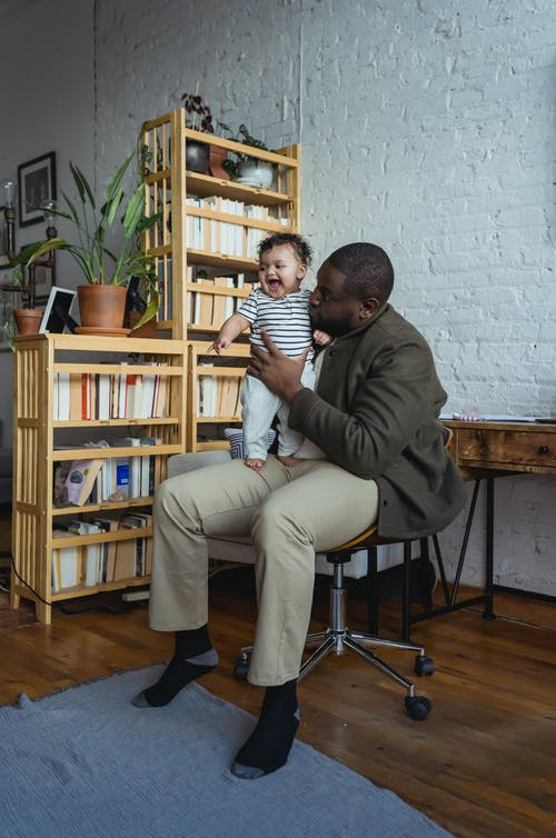 Free stock photo of adult, boy, chair