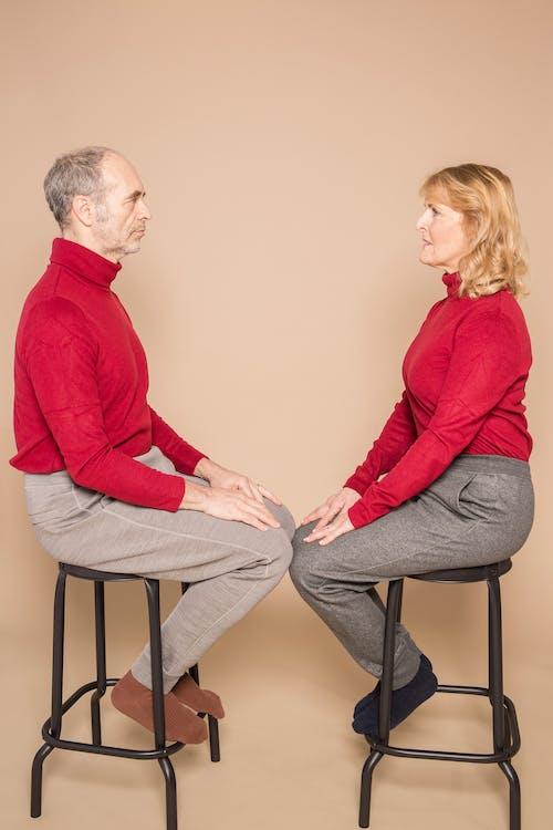 Immagine gratuita di adulto, amore, anziano