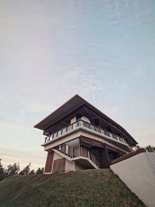 Kostenloses Stock Foto zu architektur, aussicht, bau