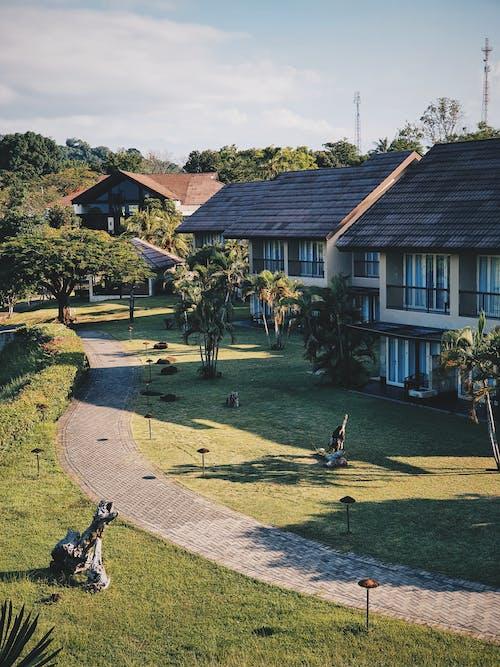 Безкоштовне стокове фото на тему «архітектура, балкон, Будівля»