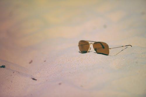 假日, 假期, 墨鏡, 夏天 的 免费素材照片