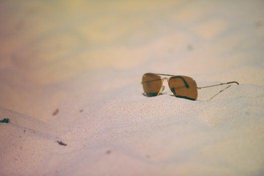 Free stock photo of beach, holiday, sunglasses, vacation