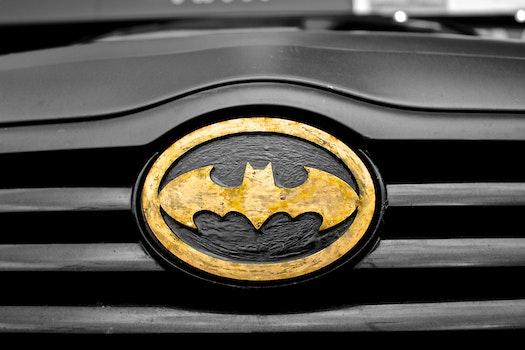 Free stock photo of car, superhero, symbol, batman