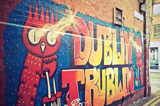 Free Stock Photo Of Art Street Graffiti Wall