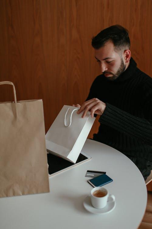 검은 머리, 고객, 구매의 무료 스톡 사진
