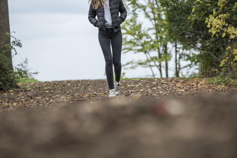 Una caminata al aire libre te puede salvar la vida
