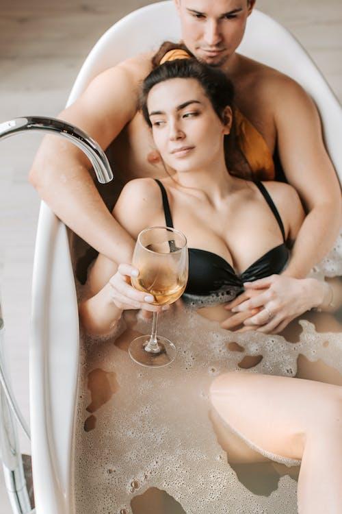 Free stock photo of after bath, bath, bathing