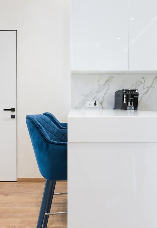 Imagine de stoc gratuită din acasă, alb, albastru