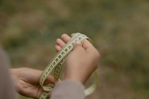 Kostnadsfri bild av centimeter, mått, måttband
