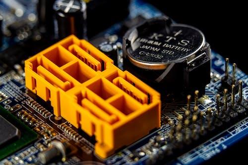 Foto profissional grátis de ciclos, circuitos, componente