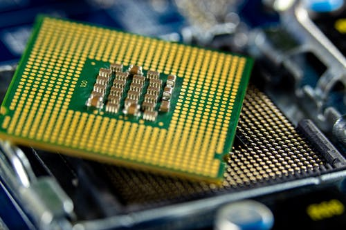 Foto profissional grátis de ciclo, circuito, componente