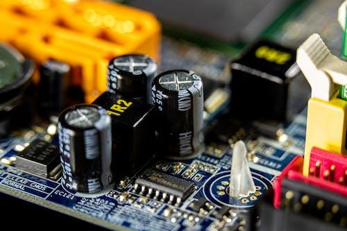 中央處理器, 主機板, 半導體 的 免費圖庫相片