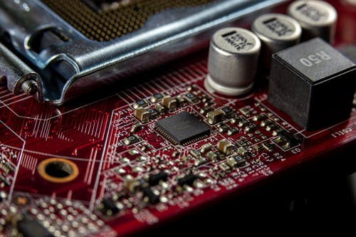 Foto profissional grátis de capacitores, ciclo, circuito