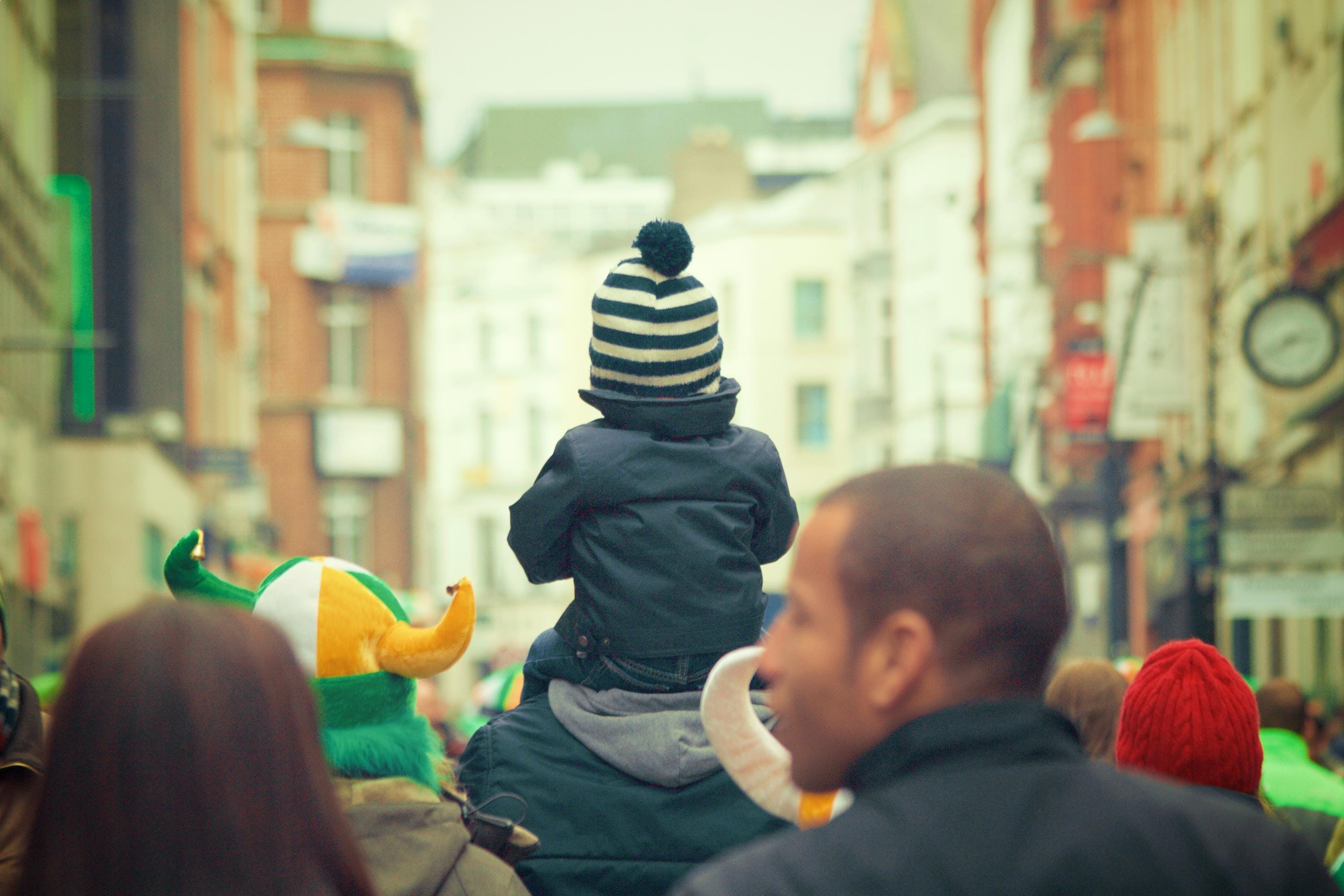 Free stock photo of people, crowd, child, kid