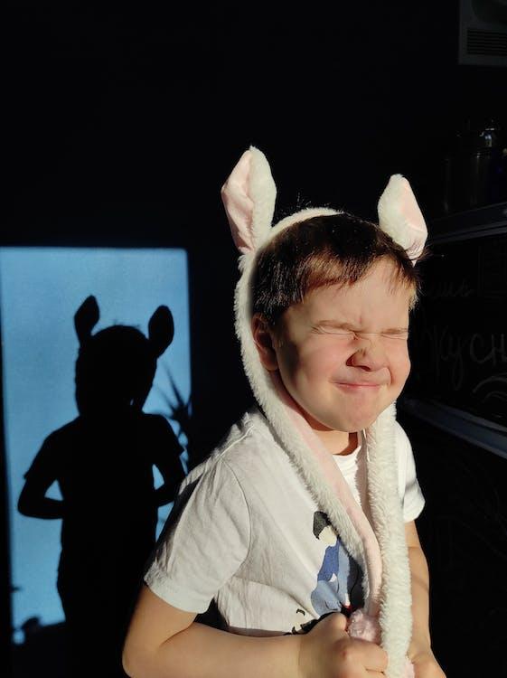 人, 兒童, 兔子 的 免費圖庫相片