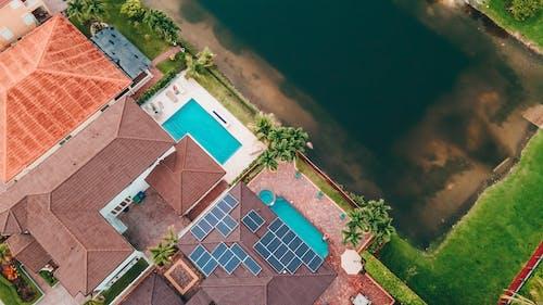 Immagine gratuita di acqua, albero, architettura