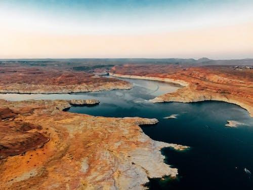 Free stock photo of arizona, canyon, dawn