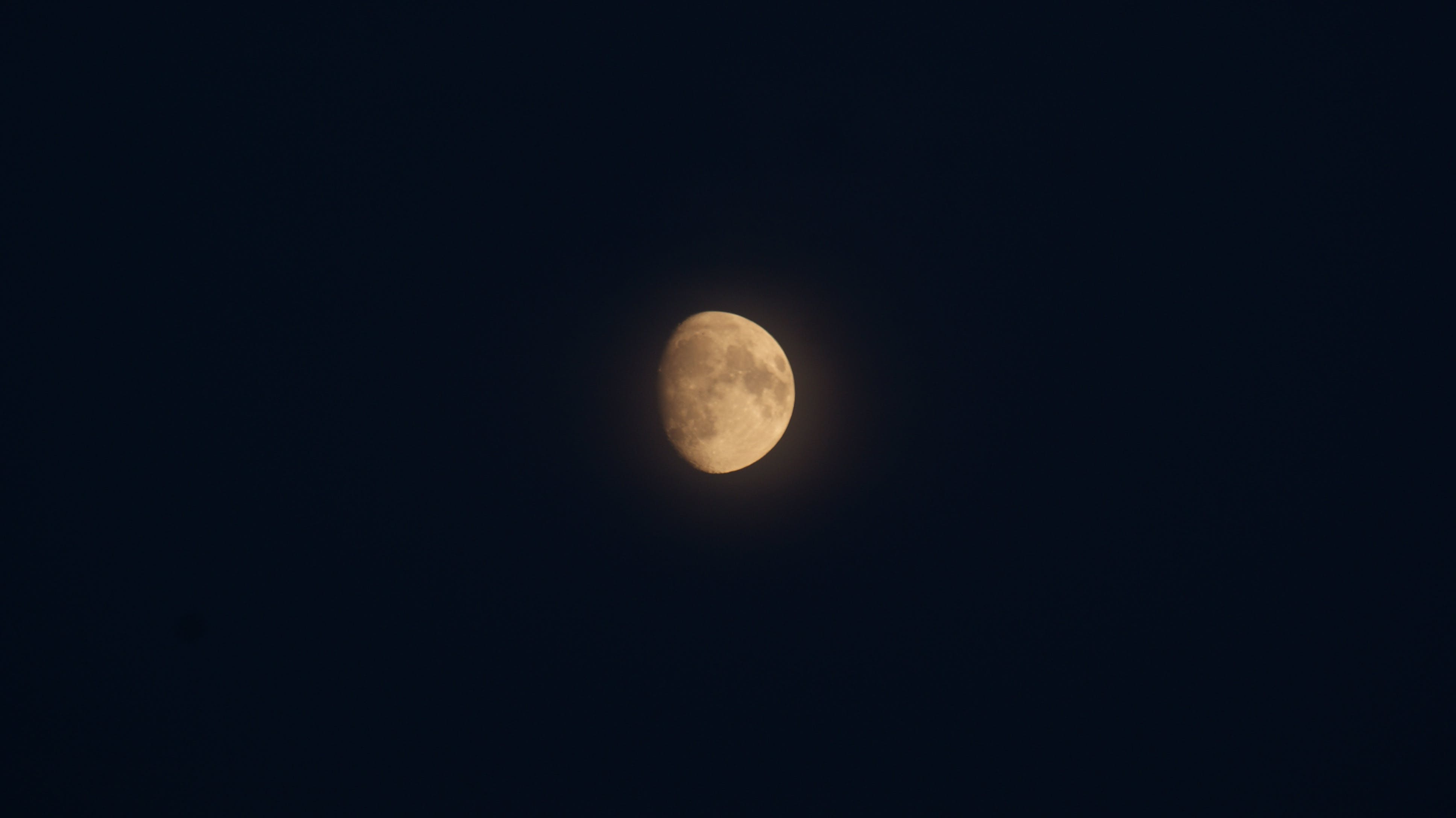 Free stock photo of full moon, glow, moon, night