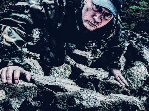 Free stock photo of action, army, climb