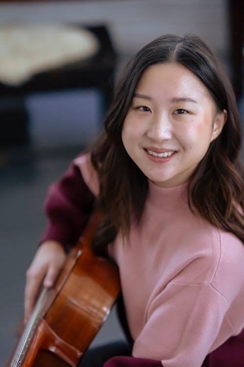 亞洲女人, 亞洲女性, 作曲 的 免費圖庫相片
