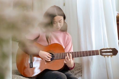 akor, akustik, alıştırma içeren Ücretsiz stok fotoğraf