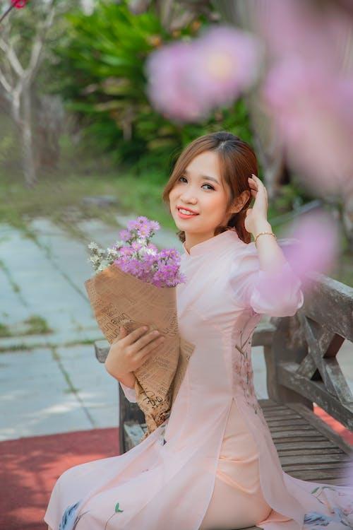Free stock photo of beautiful, bridal, bride