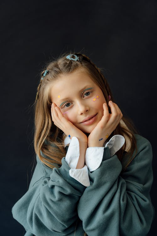 Immagine gratuita di bambino, bellissimo, capelli