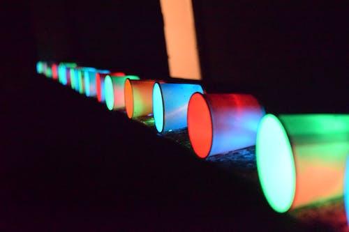 Kostenloses Stock Foto zu abbildung, beleuchtet, beleuchtung, design