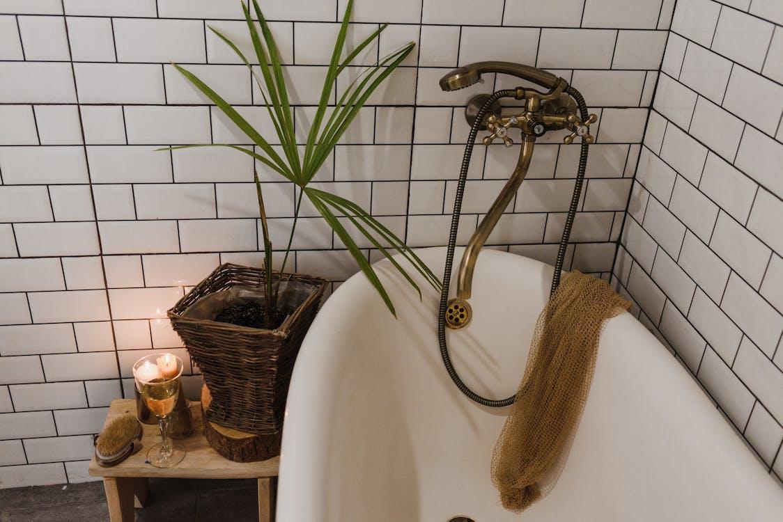 Free stock photo of architecture, bath, bathroom