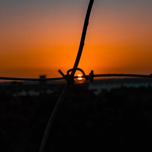 Free stock photo of Beautiful sunset, sunset, sunset color